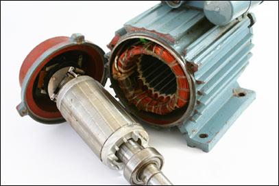 electrical apparatus machine