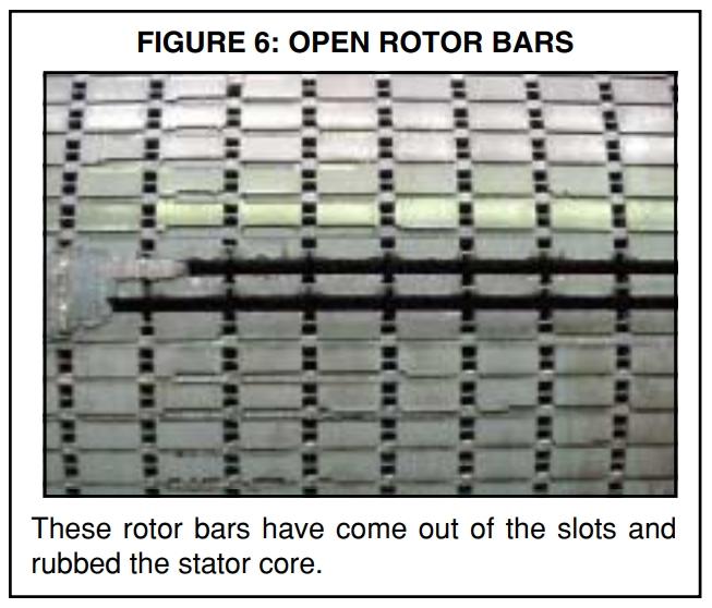 Open Rotor Bars