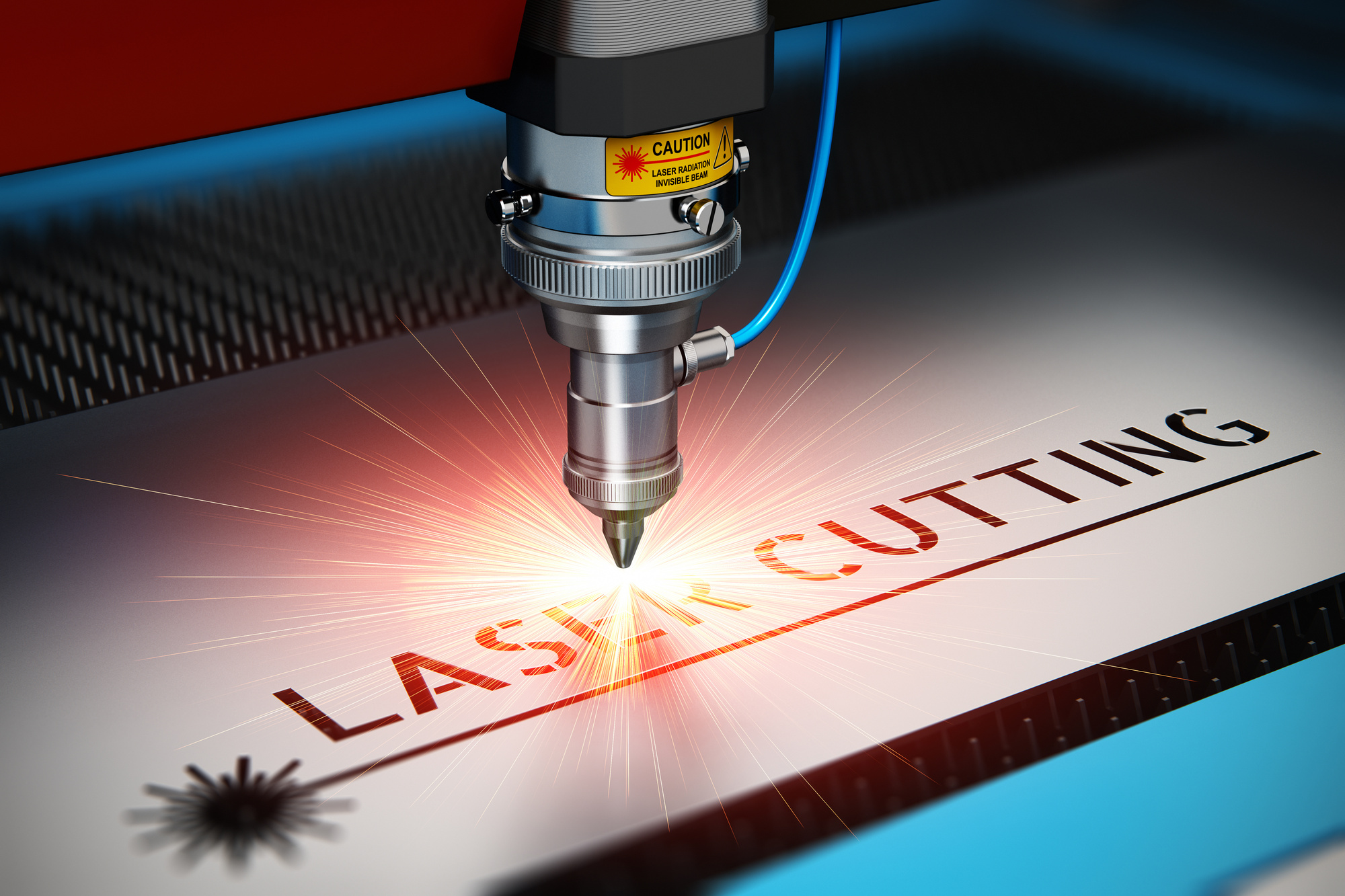 How Do Laser Cutters Work?